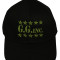 g_g_inc_mens_new_era_39_thirty_black_green_lettering_baseball_hat