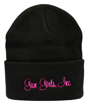 gun_girls_inc_black_pink_lettering_knitted_beanie