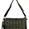 gun_girls_inc_fashionable_black_gold_pyramid_studded_crossbody_clutch_shoulder_carry_concealed_handbag