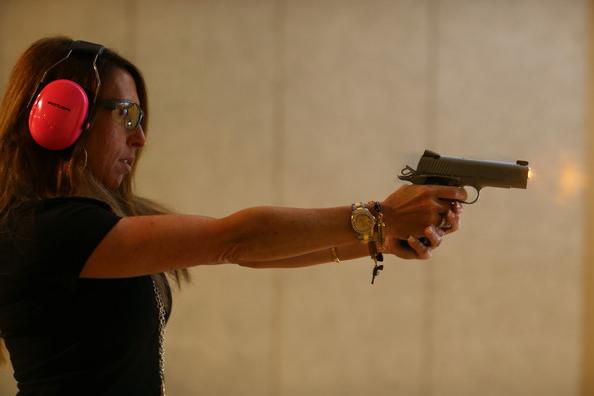 Gun Girls, Inc. Susan Kushlin