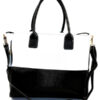 fashionable_black_white_concealed_carry_tote_handbag_with_custom_holster_01