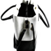 fashionable_black_white_concealed_carry_tote_handbag_with_custom_holster_02