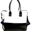 fashionable_black_white_concealed_carry_tote_handbag_with_custom_holster_03