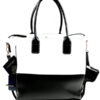 fashionable_black_white_concealed_carry_tote_handbag_with_custom_holster_04