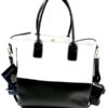 fashionable_black_white_concealed_carry_tote_handbag_with_custom_holster_05