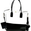 fashionable_black_white_concealed_carry_tote_handbag_with_custom_holster_06