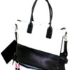 fashionable_black_white_concealed_carry_tote_handbag_with_custom_holster_09
