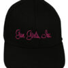 gun_girls_inc_new_era_39_thirty_black_pink_lettering_baseball_hat_02